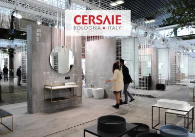 Выставка керамики CERSAIE в Болонье (Италия)